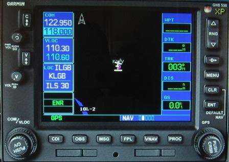 GNS530 road display - SimForums com Discussion
