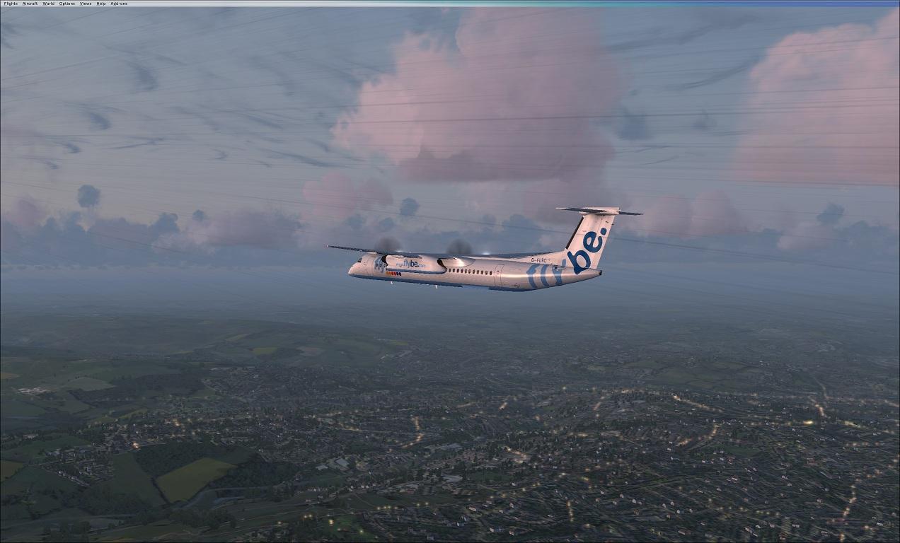 Majestic Q400