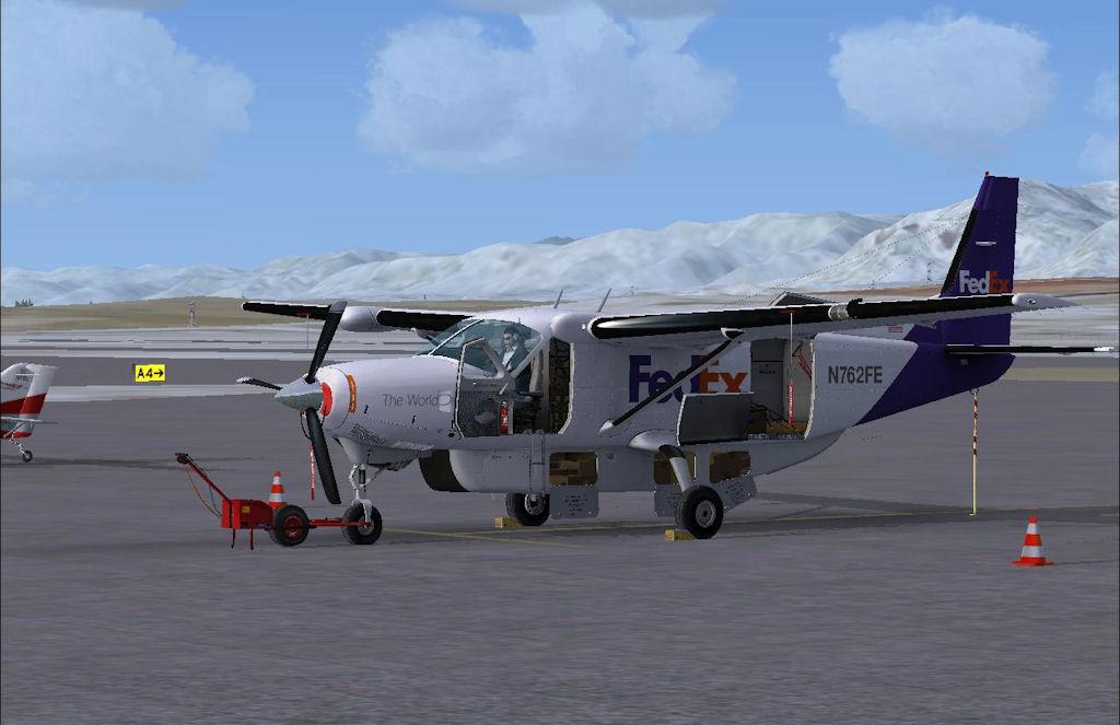 FedEx Feeder - SimForums com Discussion