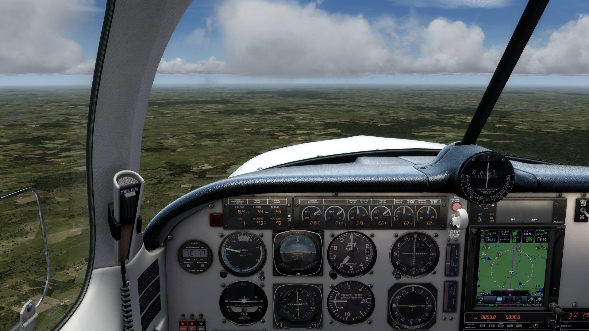 Flight1 GTN in Mooney Ovation - SimForums com Discussion