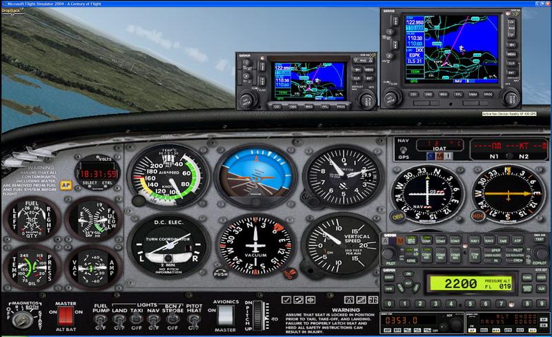 GNS530W and Autopilot - SimForums com Discussion