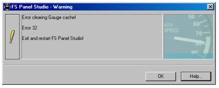 Gauge display errors? - SimForums com Discussion