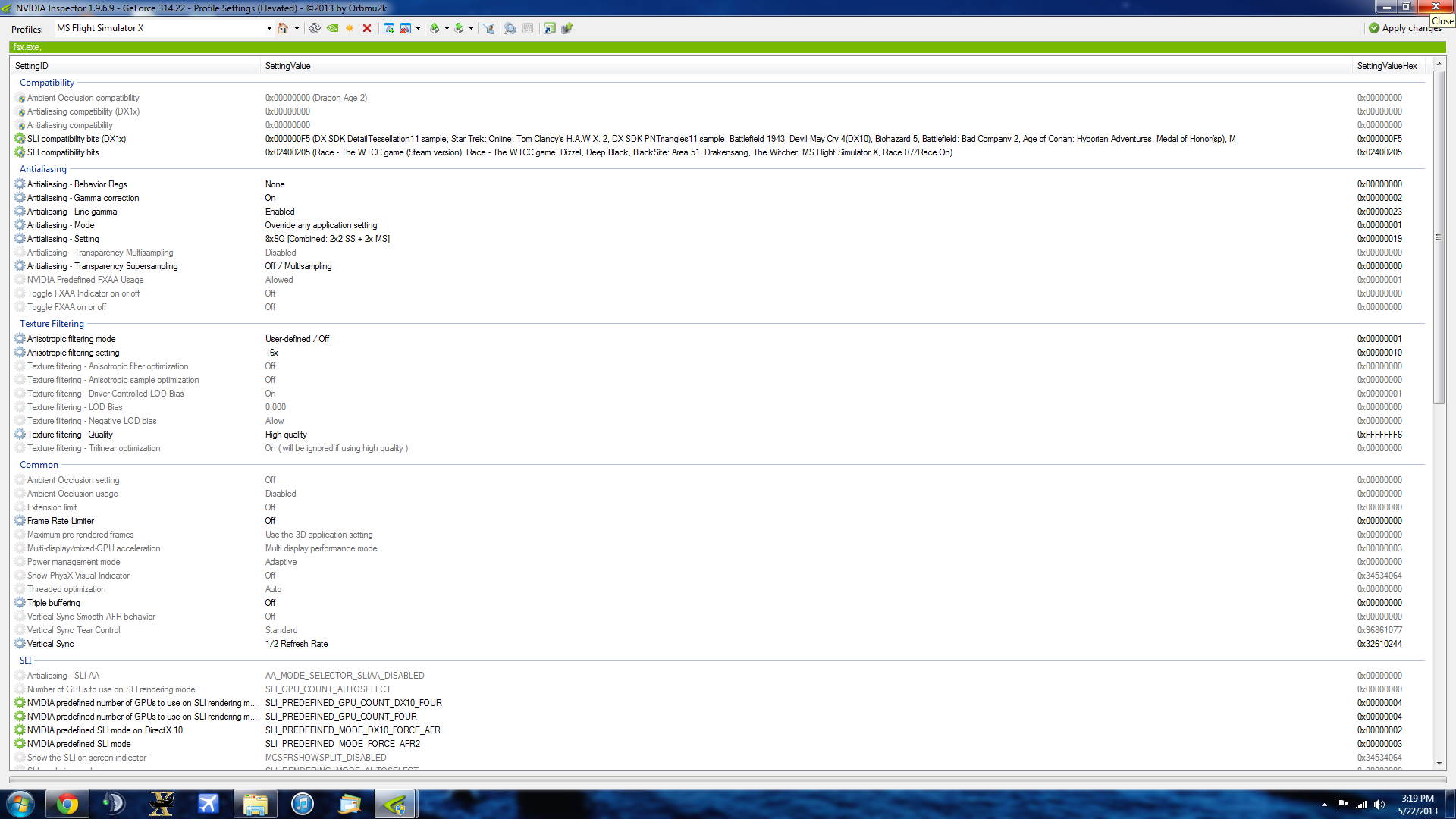 FSX ingame stuttering **** - SimForums com Discussion - Page 1