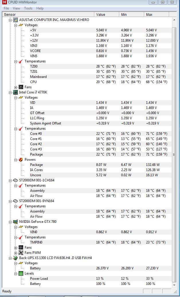 4770K OC Results, question concerning Temps - SimForums com