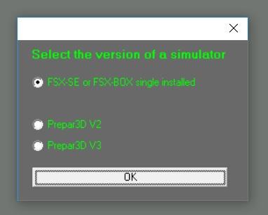 No connection between EzDok and FSX_SE - SimForums com