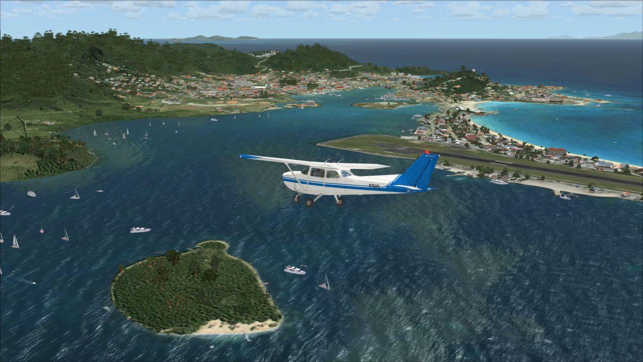 UTX TAC & St  Maarten - SimForums com Discussion