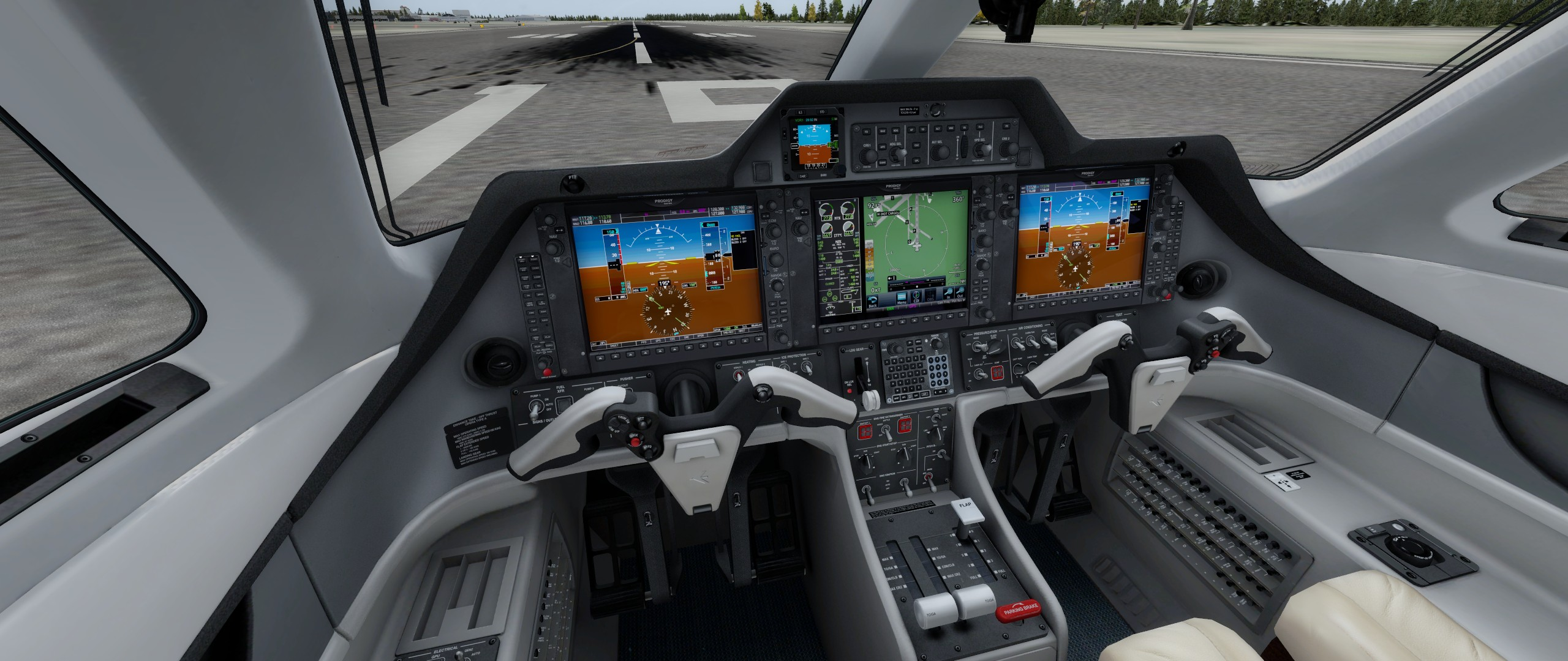 GTN in Phenom 100 - SimForums com Discussion