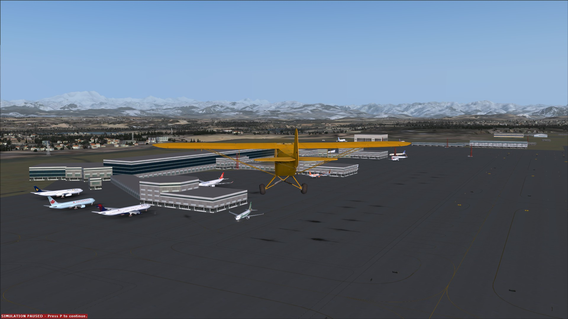 Repositioned airports - SimForums com Discussion