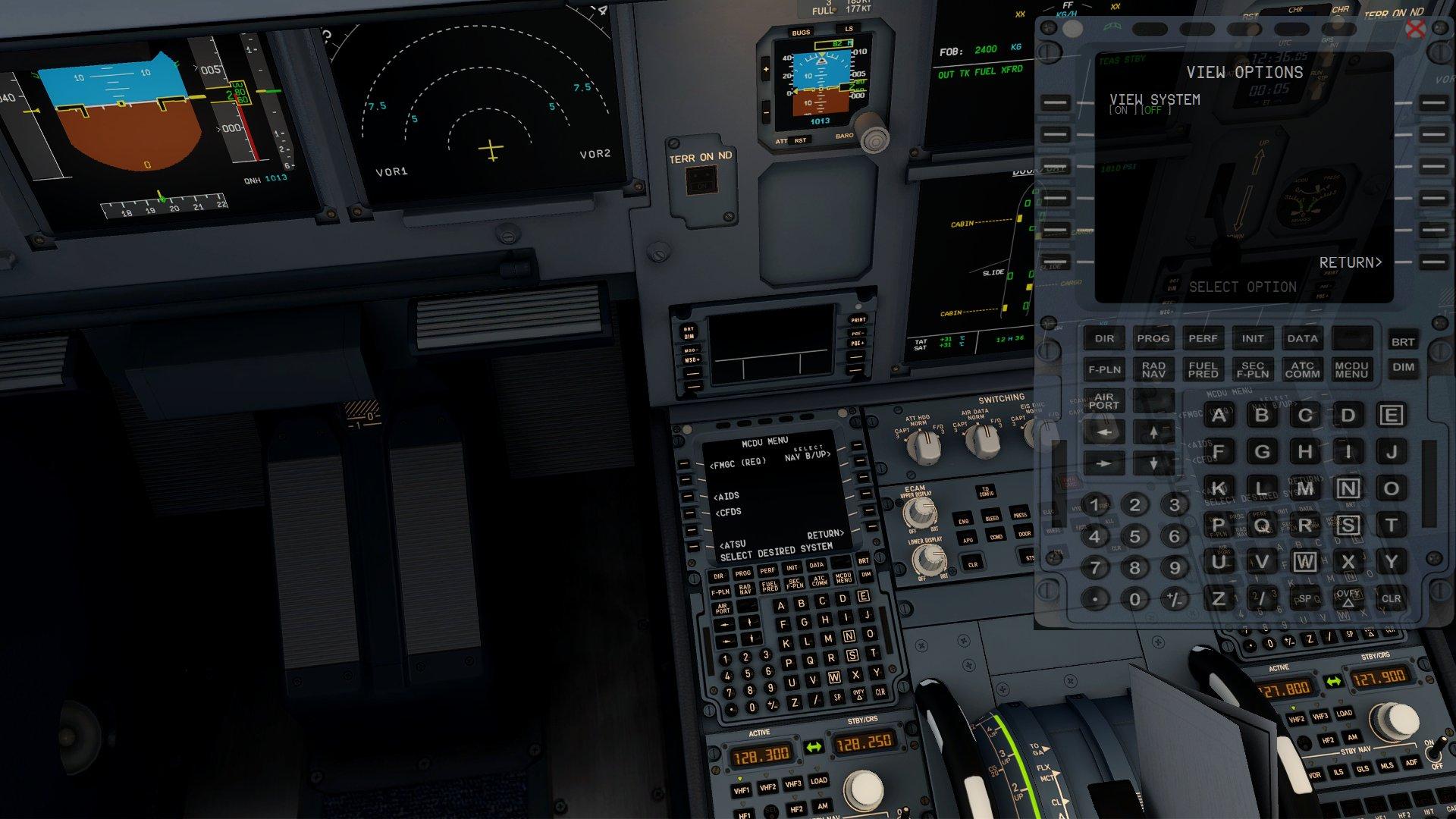 Problem with Ezdok 2 (New Aerosoft A318/A319) - SimForums com Discussion