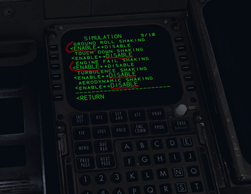 Good effect settings for PMDG aircraft? - SimForums com Discussion