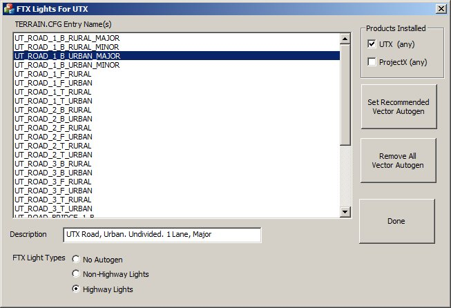 Solved] Can I layer Orbx Vector below UTX? - SimForums com