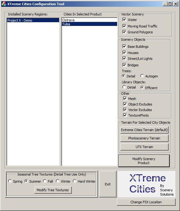 Xtreme Cities - VAS Test Results - SimForums com Discussion